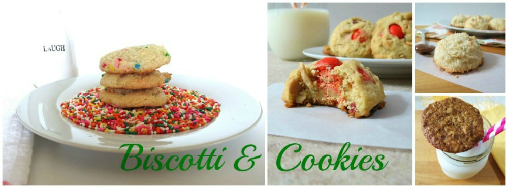 Cookies and Biscottia