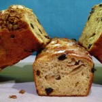 Apple Raisin Loaf