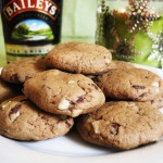 Bailey's Chocolate Mint Cookies