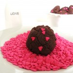 Devils Foods Cake Chocolate Cookies