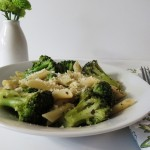 Penne Pasta and Broccoli 026