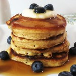 National Pancake Week – Blueberry Lemon Pancakes & More…