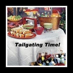 tailgating time badge2013