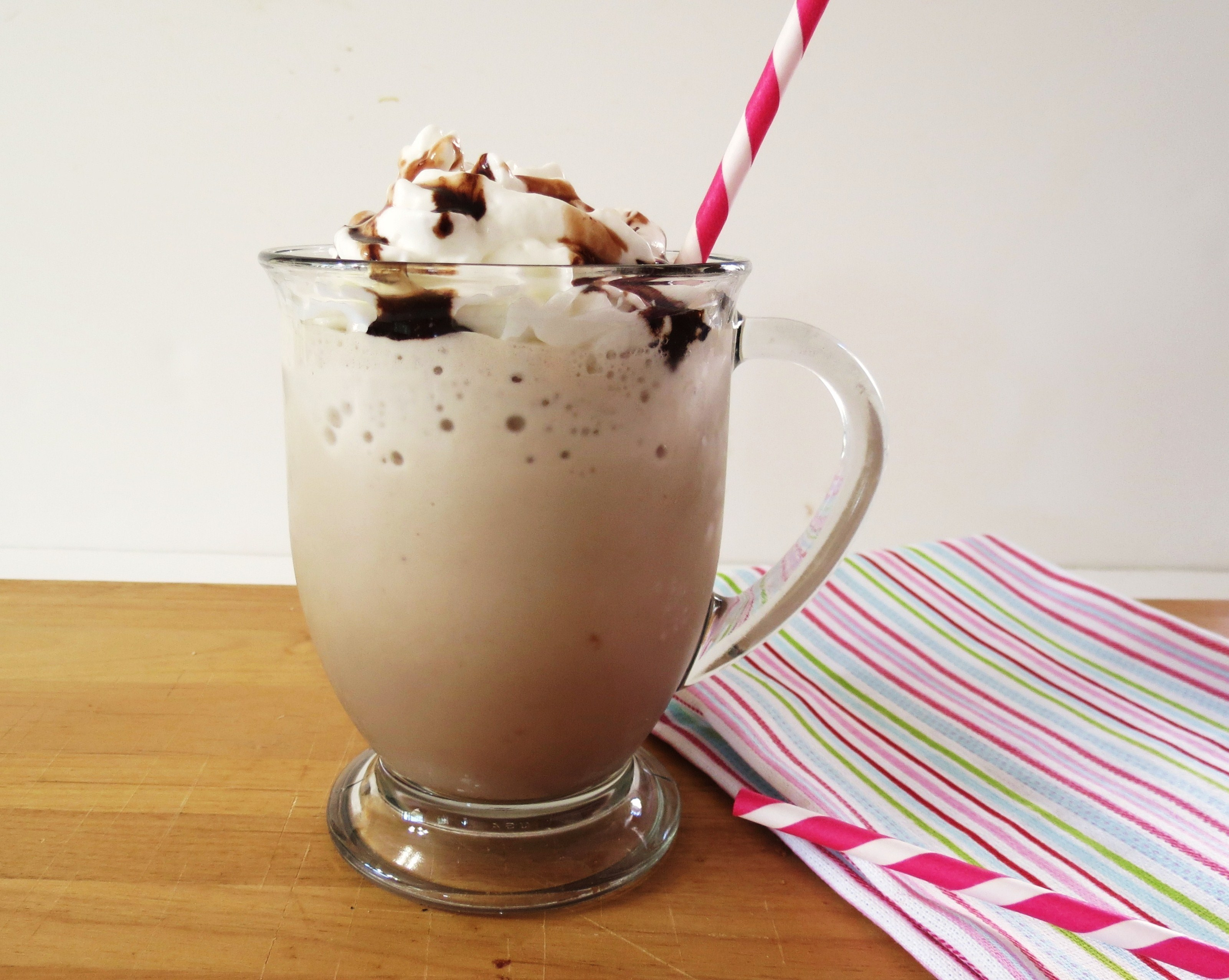 Peppermint Mocha Frappe
