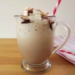 Coconut Mocha Frappe