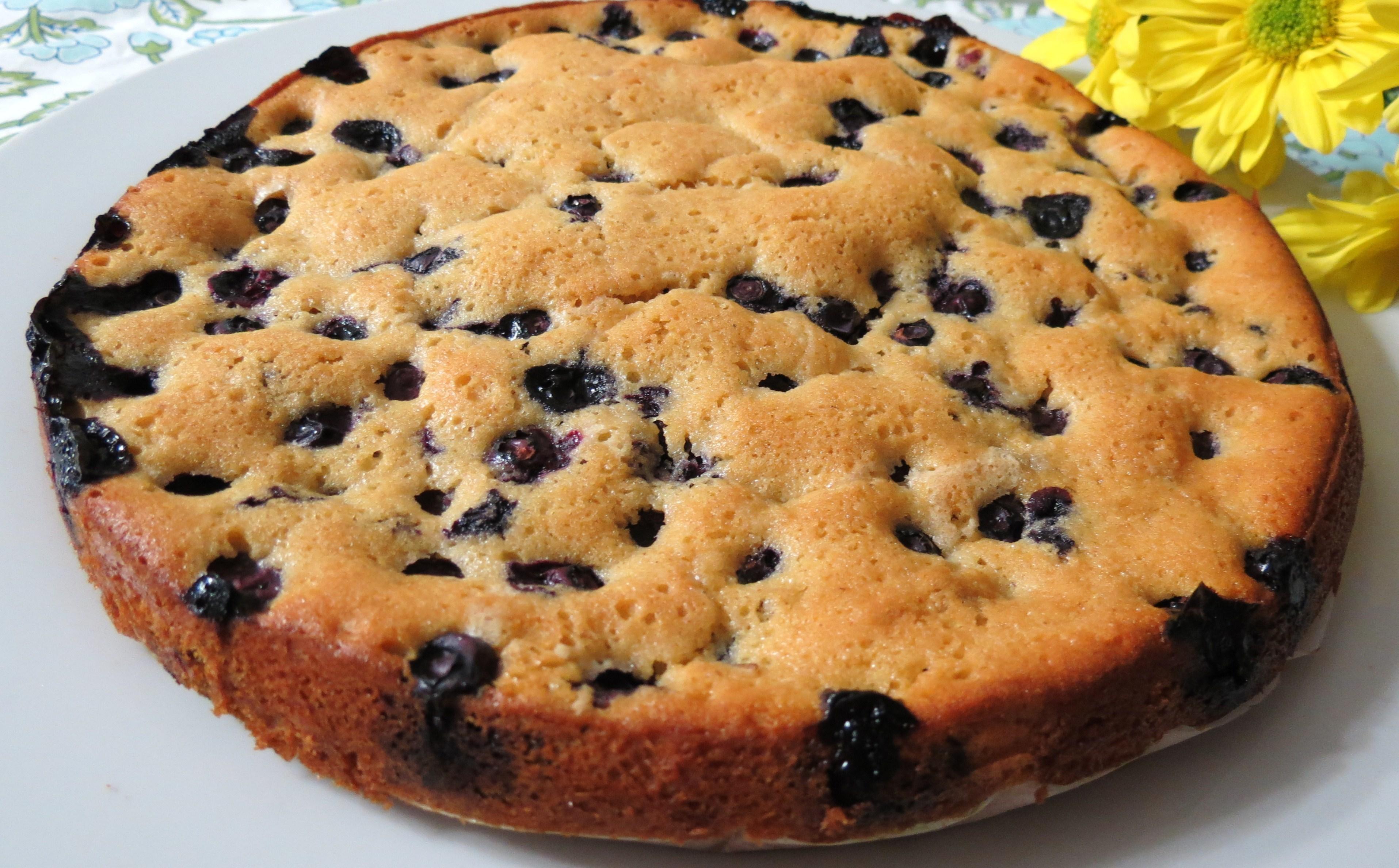Blueberry Nutmeg Cake Recipes — Dishmaps