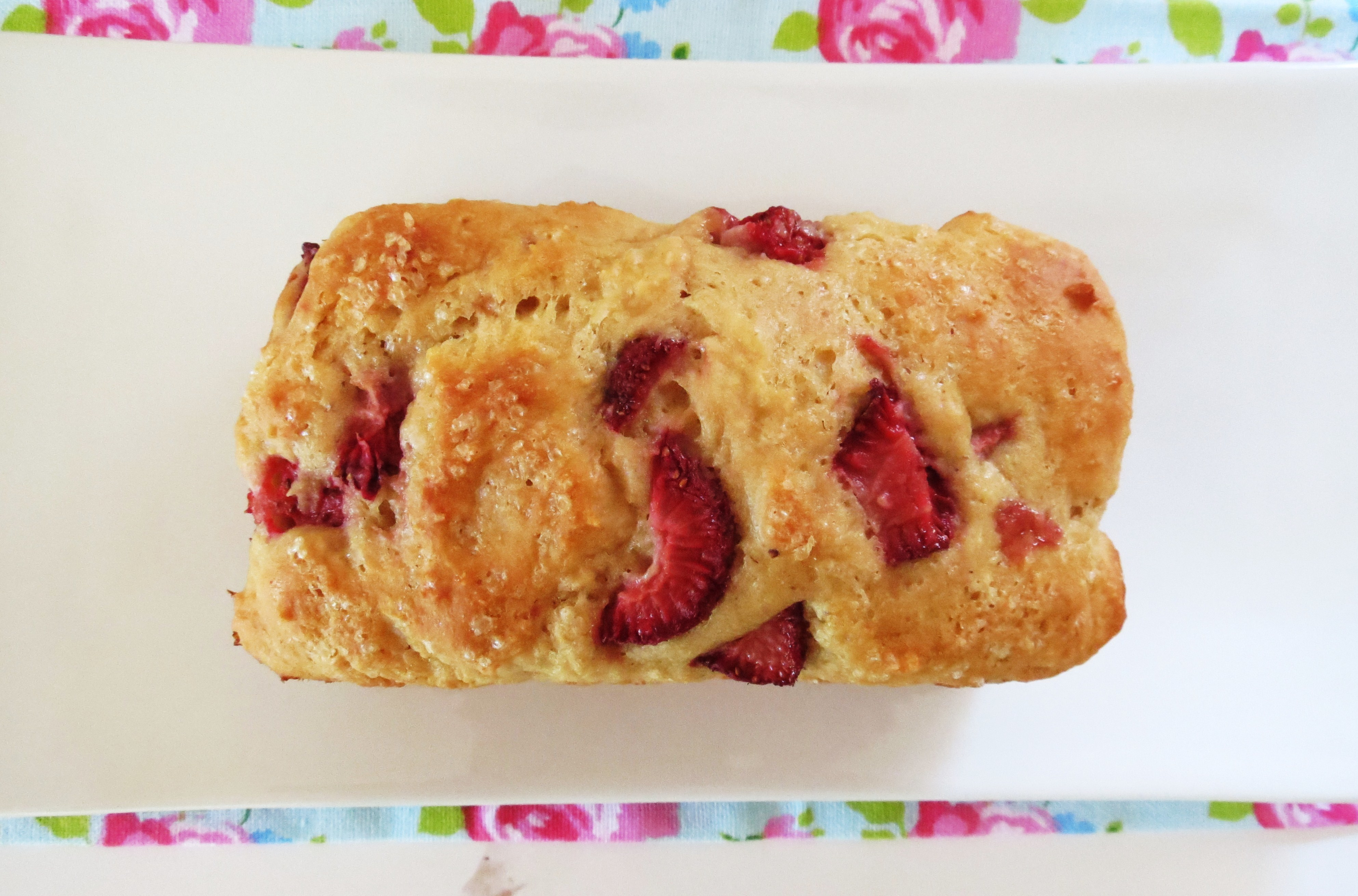 is strawberry a fruit healthy fruit loaf recipe