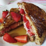 stuffed french toast, chipotle potato salad 039