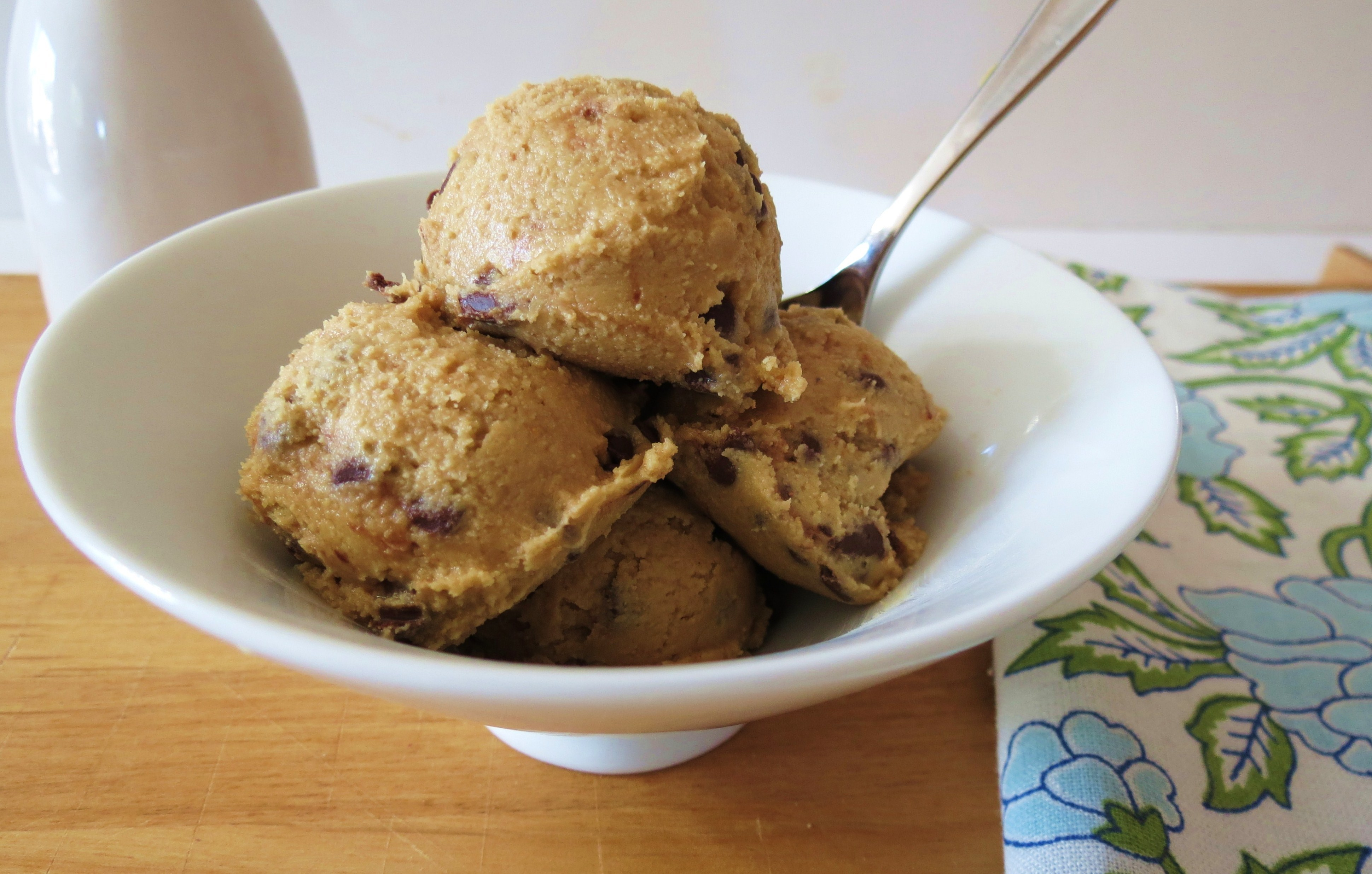 Chocolate Chip Cookie Dough Cashew Butter