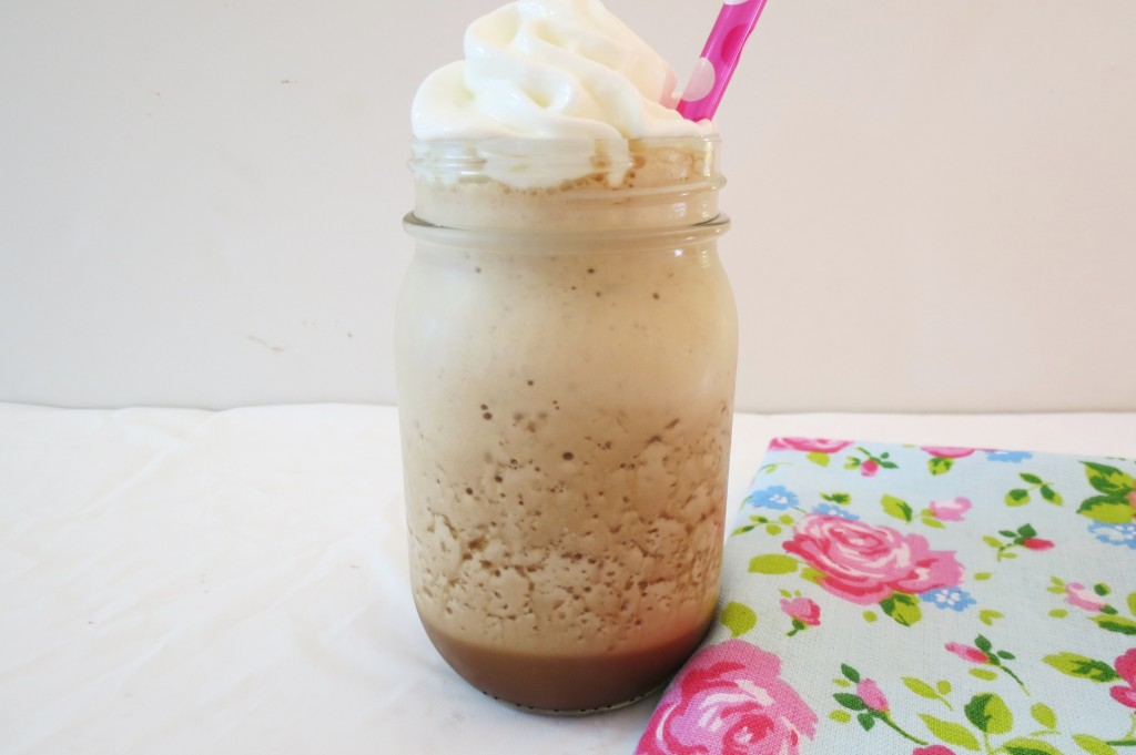 how to make a mocha latte with cocoa powder