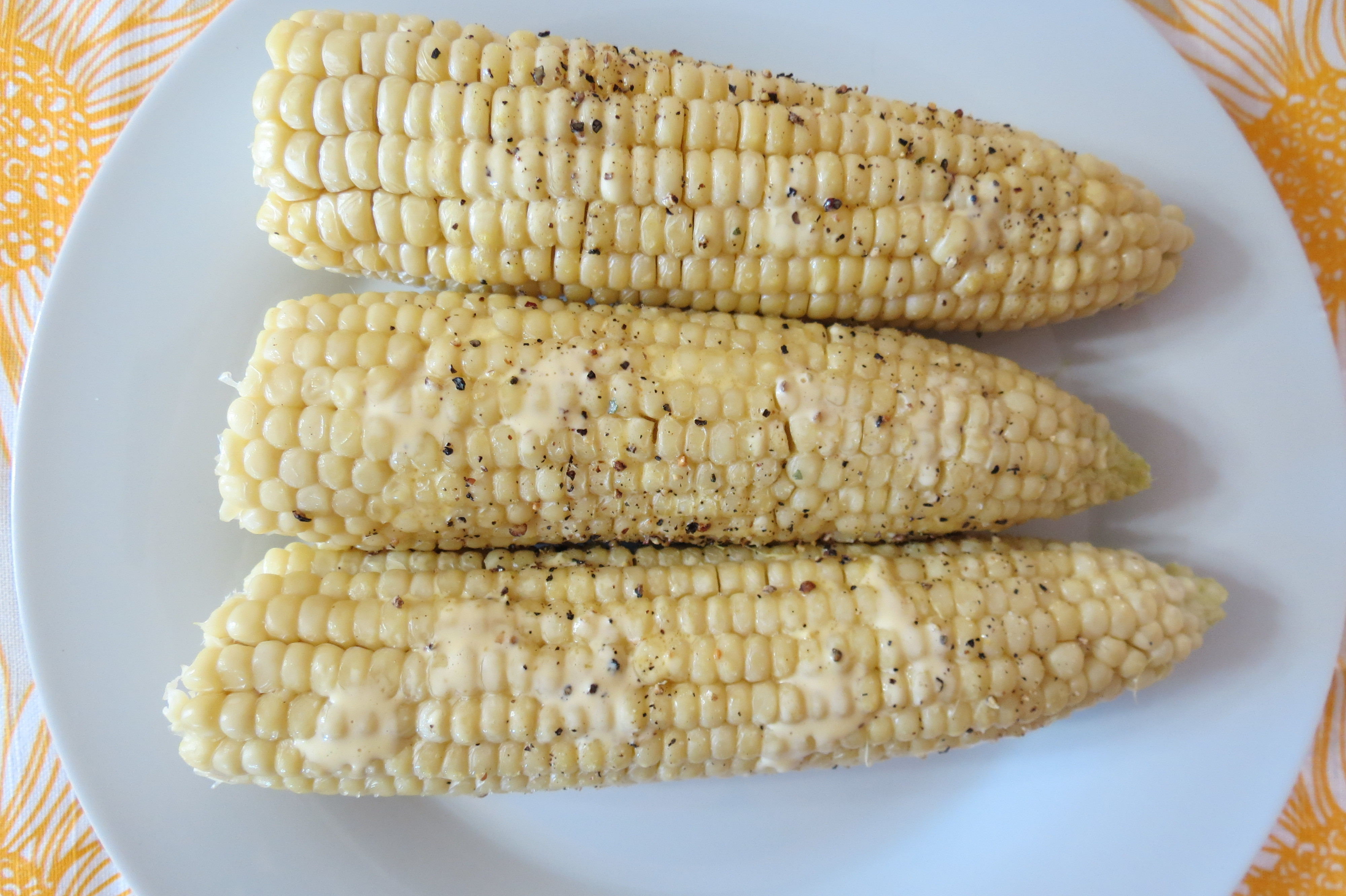 Quick Easy Way to Make Corn on the Cob