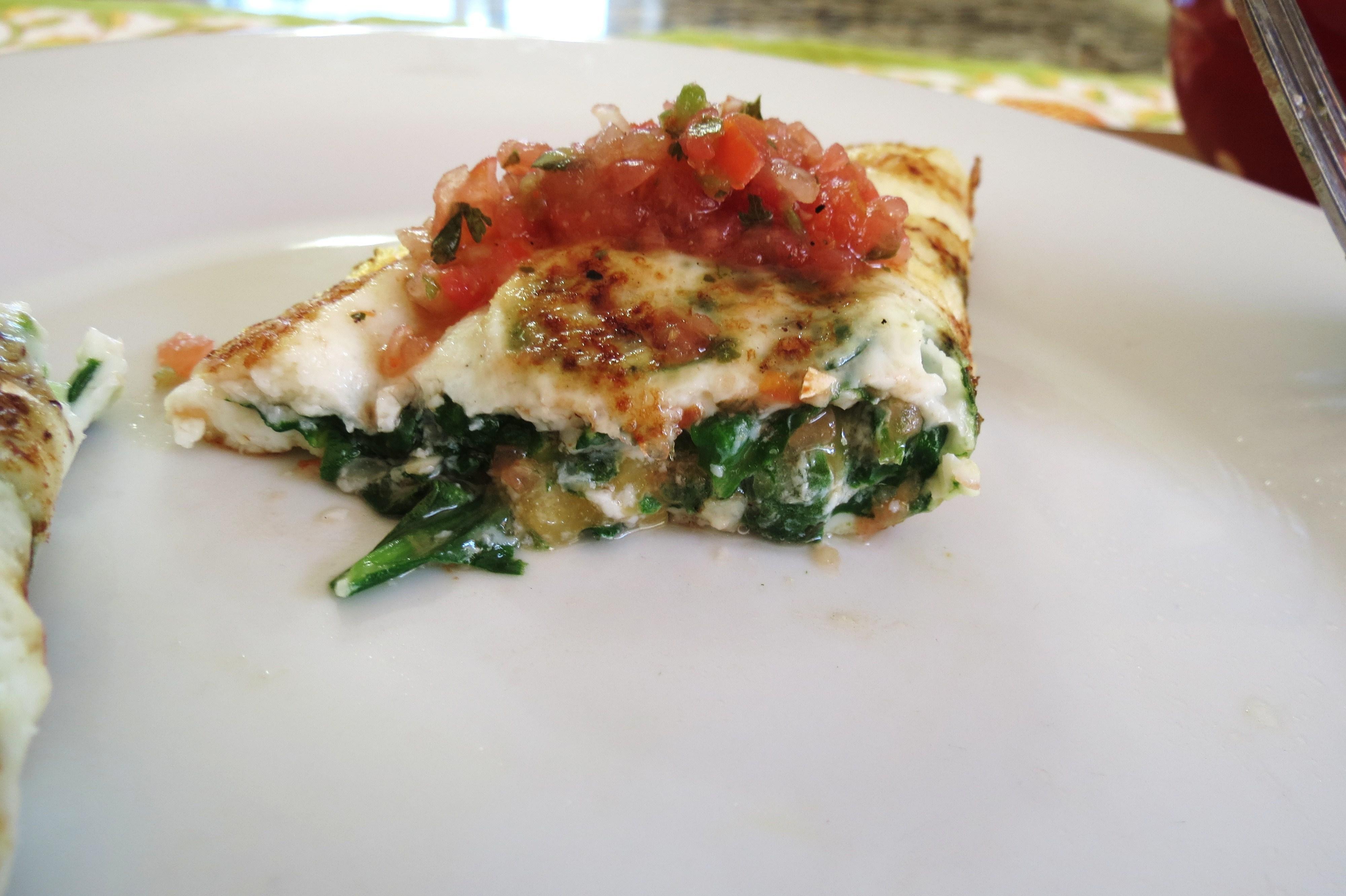 how to make a 3 egg omelette