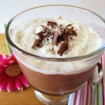 Chocolate Banana Coconaut Cream Parfait 002