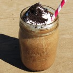 Skinny Mocha Mint Cookie Frappe