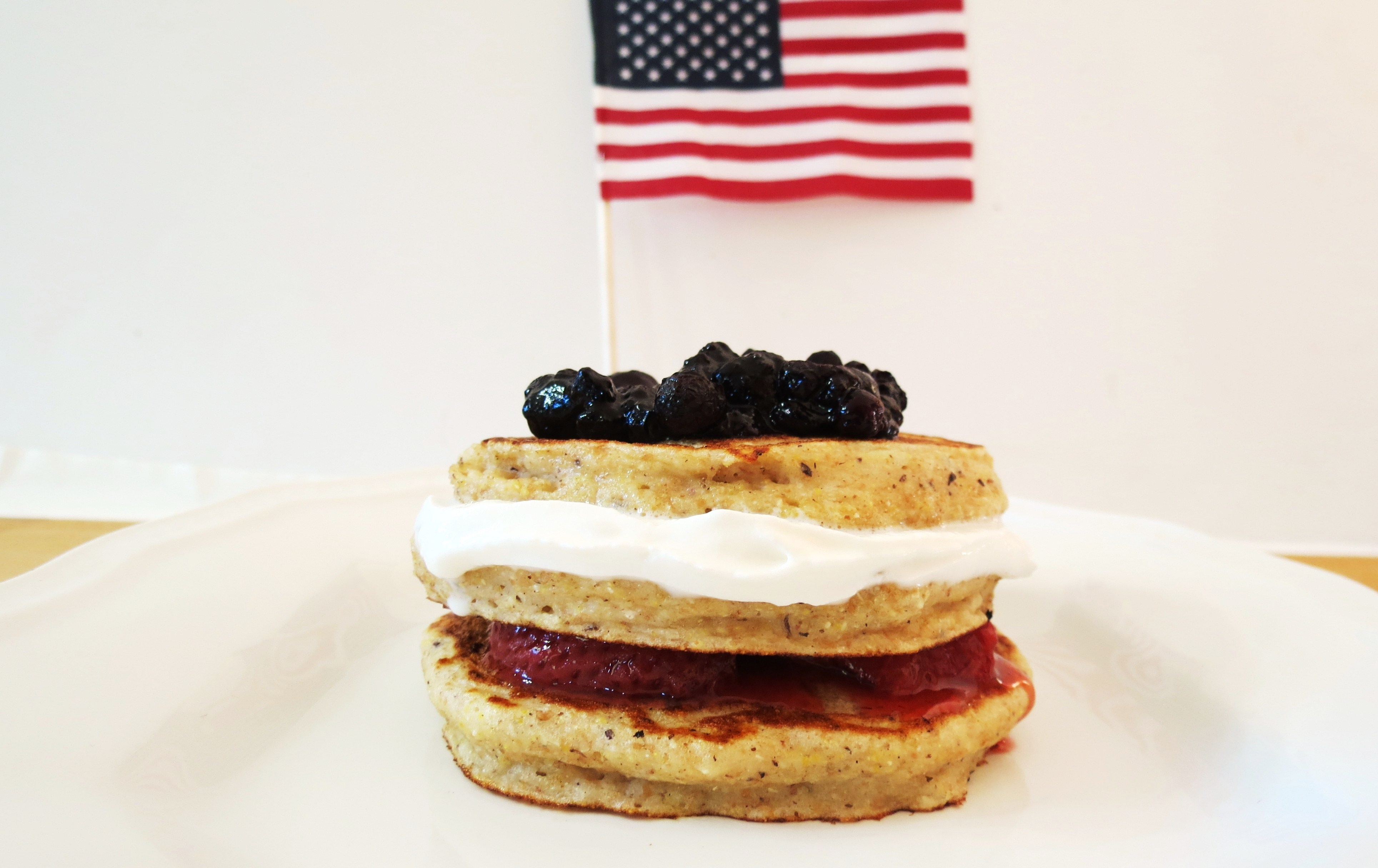 My All American Pancakes