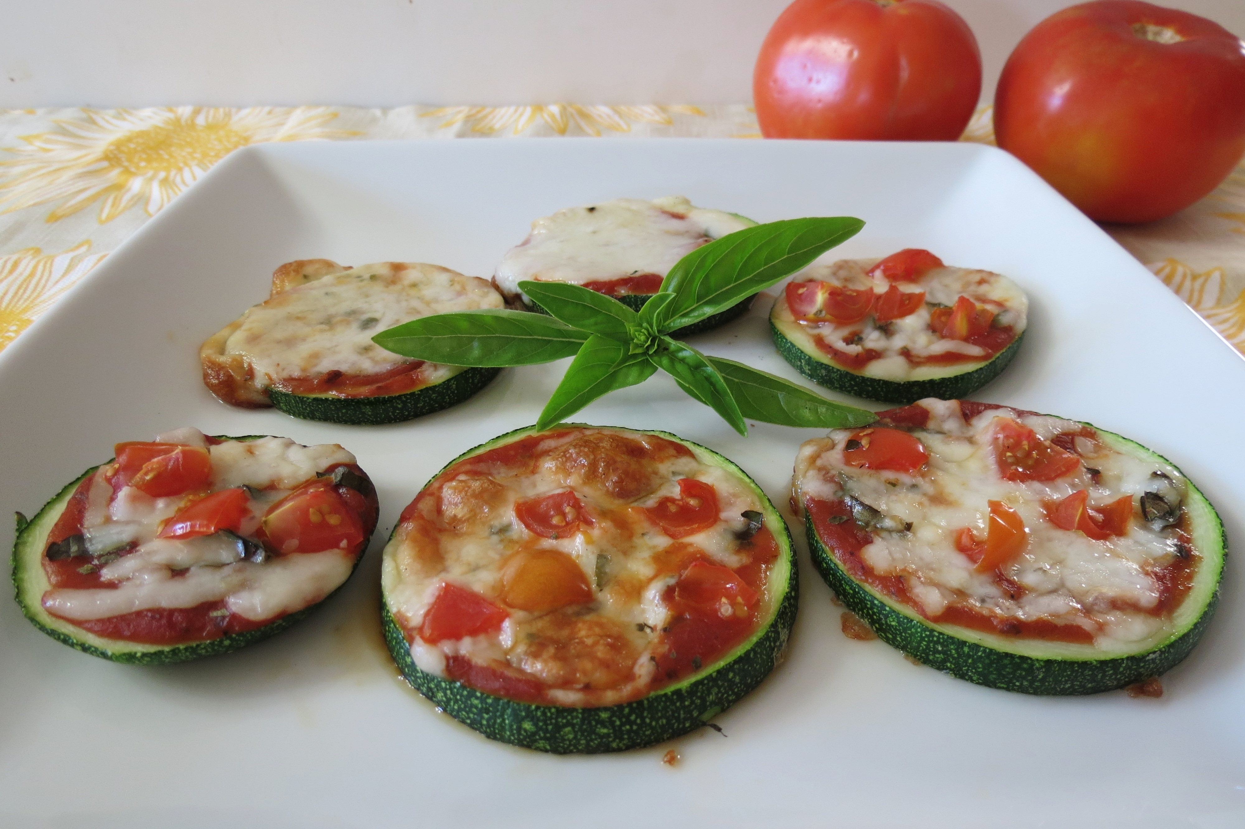 Zucchini Pizza Recipes — Dishmaps
