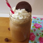 Chocolate Peanut Butter Frappe