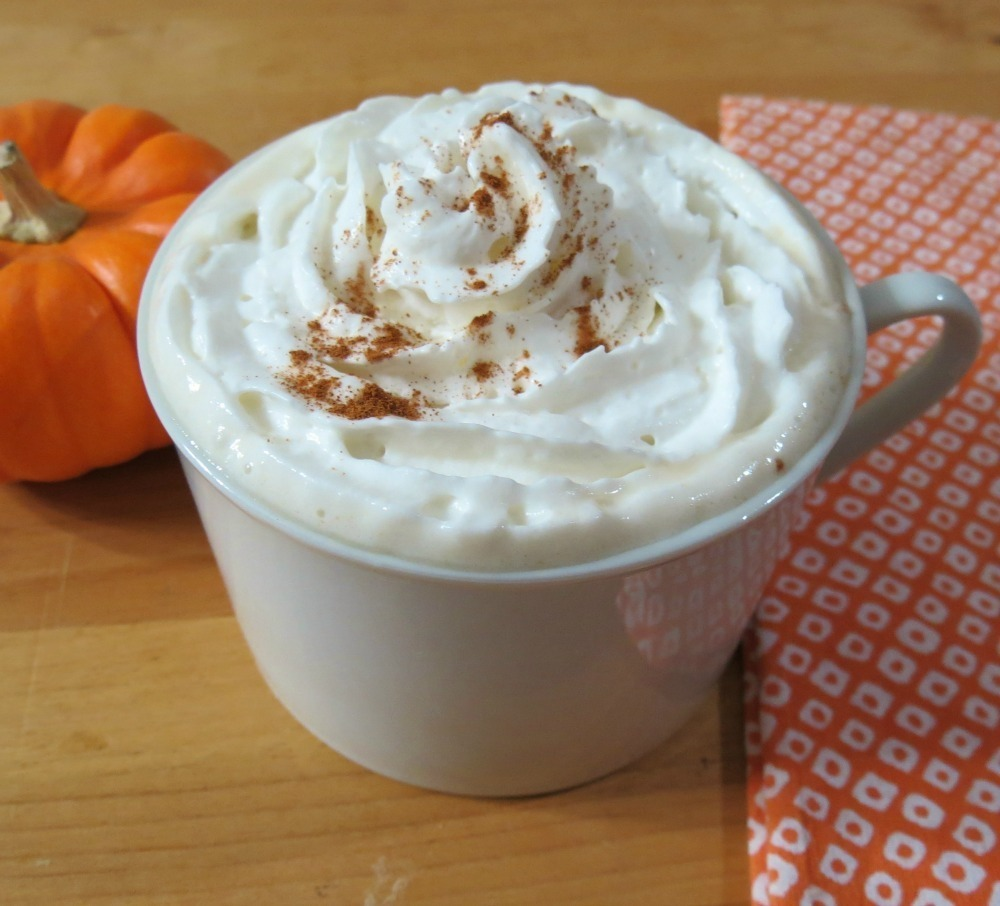 Pumpkin Spice Latte | Peanut Butter and Peppers