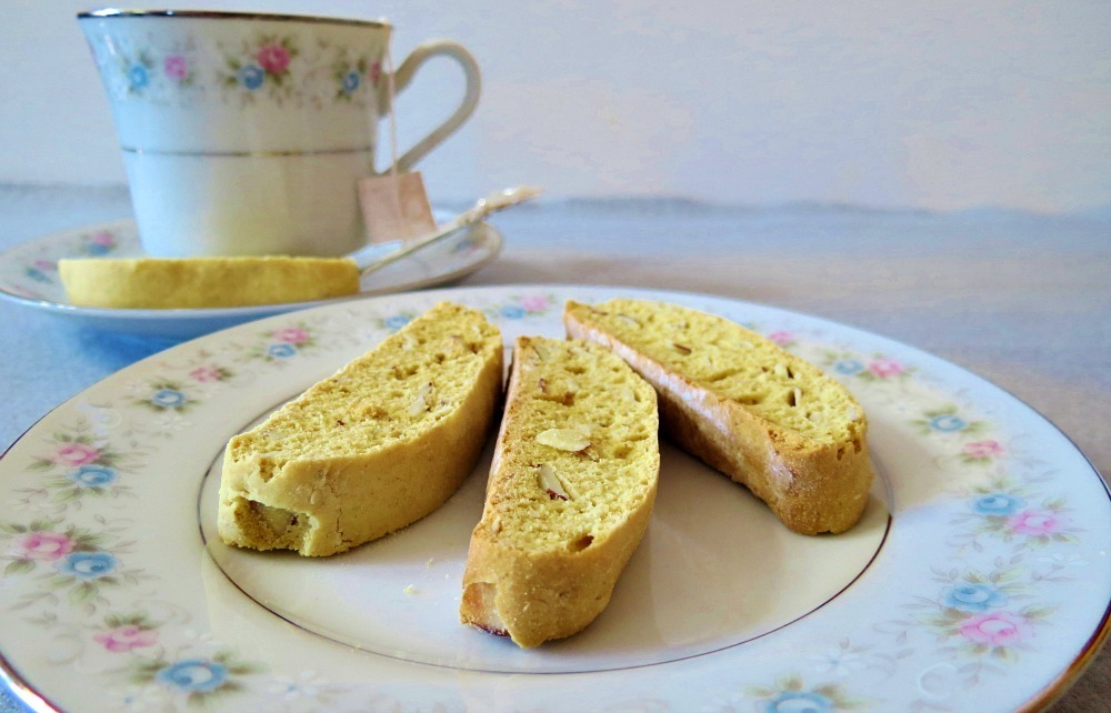 Almond and Anise Biscotti