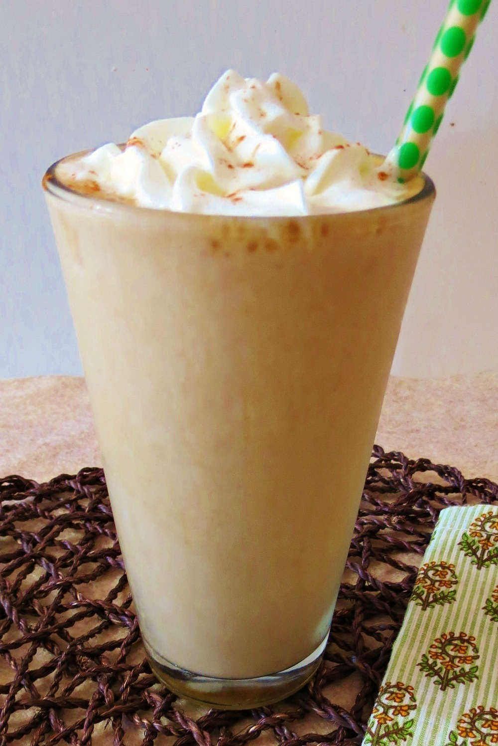 Gingerbread Frappe