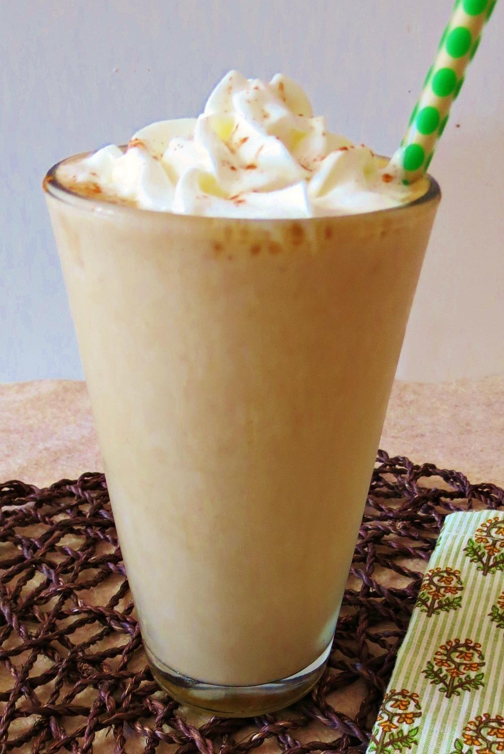 Coffee Frappe Recipe Dishmaps