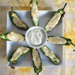 Yum Yum Wednesday – Grilled Cheesy Jalapeno Peppers and Recipe Flops