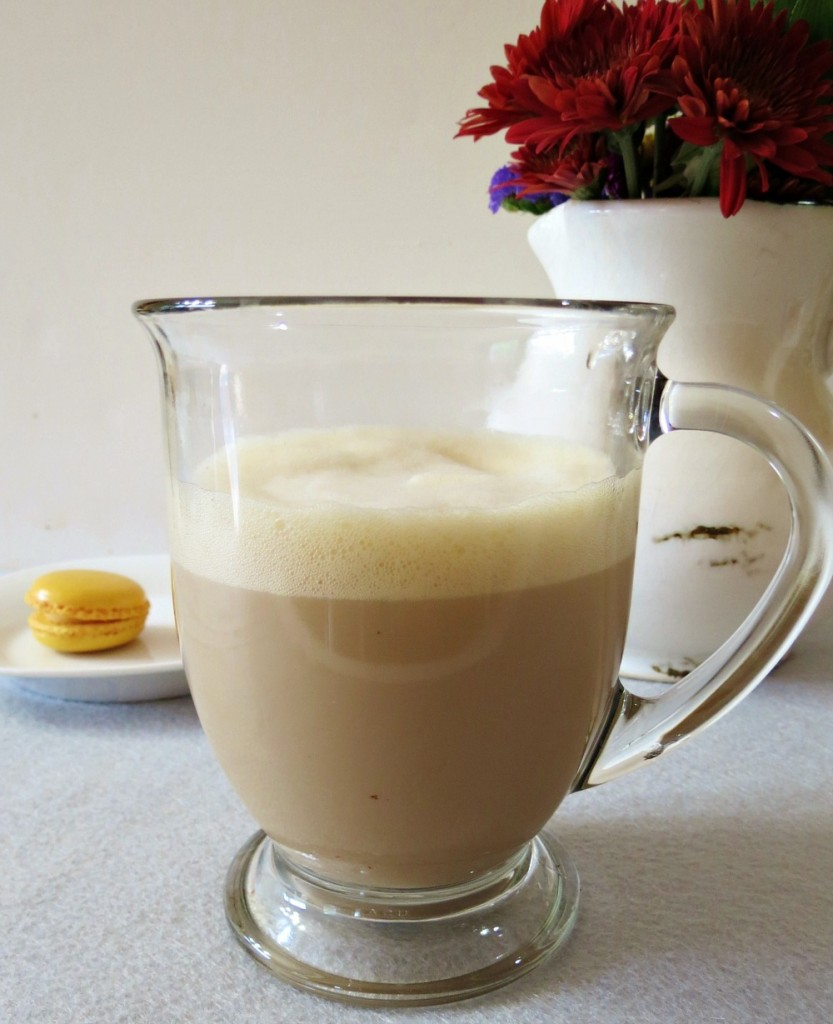 Skinny Vanilla Latte Peanut Butter And Peppers