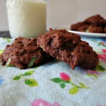 Baked Oatmeal, Chocolate Cookies 108a