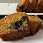 Lemon Blueberry Banana Bread / Weekly Recap / Giveaway