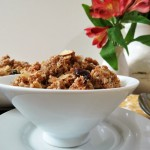 Peanut Butter Cookie Granola 010a