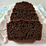 Chocolate Peppermint Loaf Bread