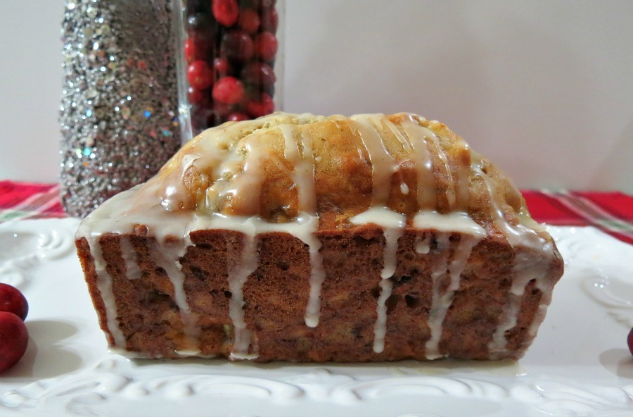 recipe: banana bread with rum glaze [8]