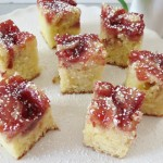 Sugar Plum White Chocolate Cake Bites