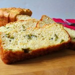 jalapeno cheese bread, potato soup, Special K 030a
