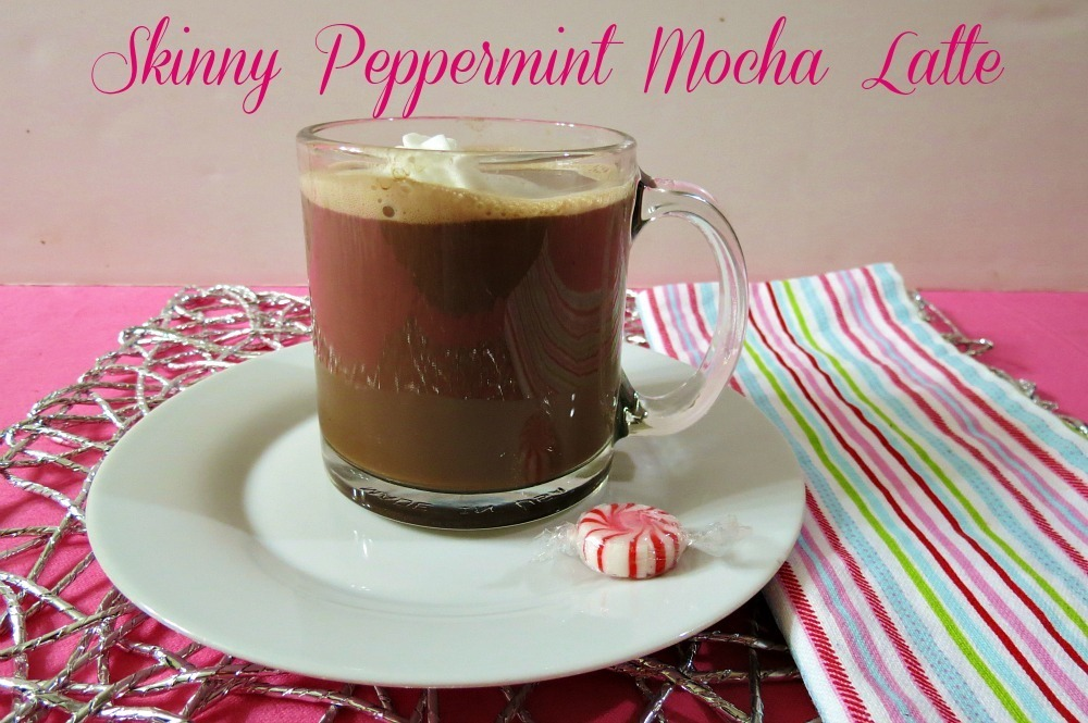 Starbucks Nutrition Skinny Peppermint Hot Chocolate