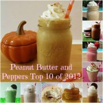 Readers Choice, Top 10 Recipes for 2012