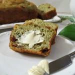cookies, soup, basil bread 027a