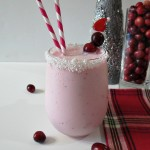 Christmas Cranberry Smoothie