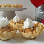Pear and Cream Cheese Fillo Cups / Recipe Recap