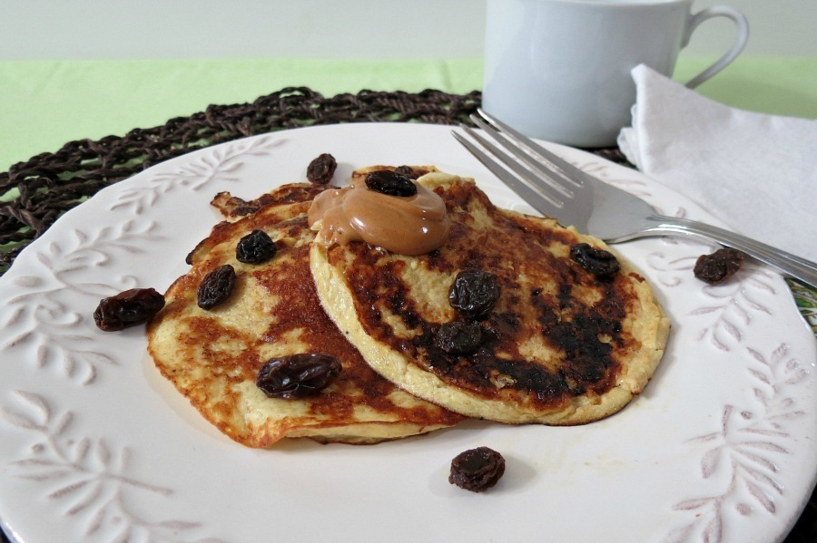 Banana Pancakes - 2 Ingredients