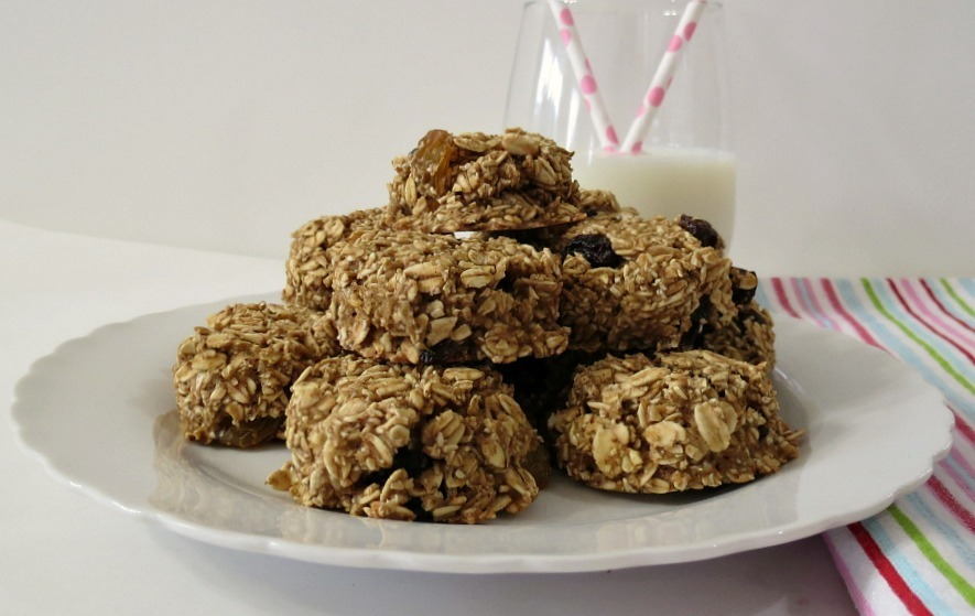 Oatmeal Raisin Granola Cookie