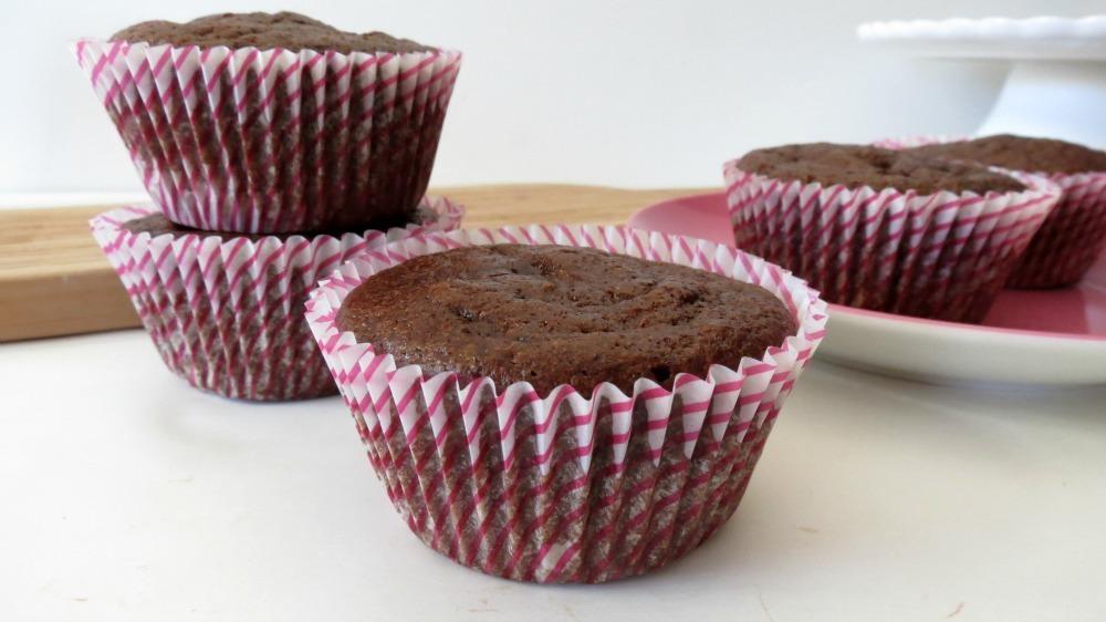 Chocolate Mocha Muffins 042a