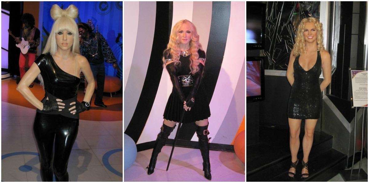 Gaga, Madonna, Brittney