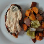 Grilled Chipotle Chicken with Chipotle Cream Sauce – SRC