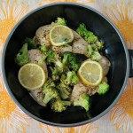 Lemon Chicken and Broccoli