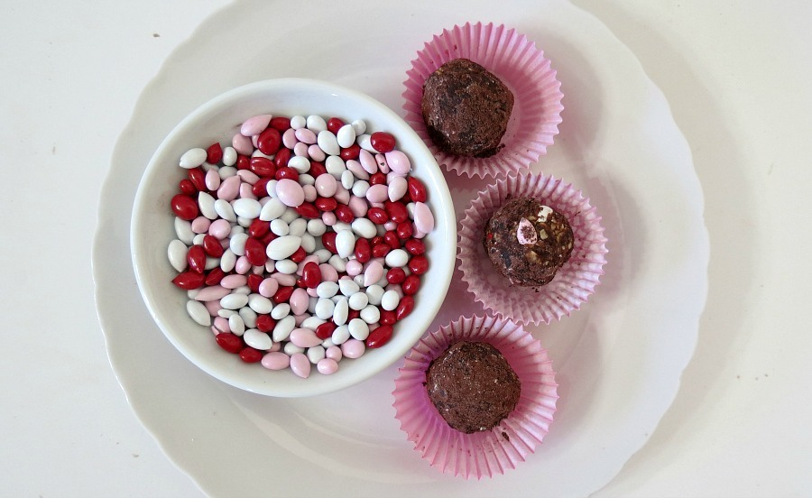 Nutella Truffles | Peanut Butter and Peppers