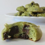 avacado chocolate chip cookies