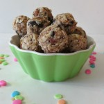 Almond Joy Cookie Balls