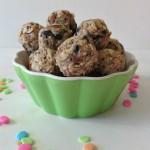 Almond Joy Cookie Balls / Weekly Recap