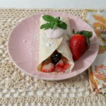 Berry Taco's – #SundaySupper